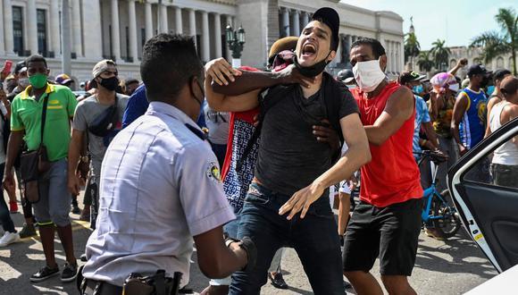 Cuba dictadura