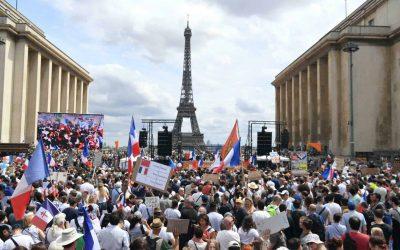 Francia sigue protestando en las calles