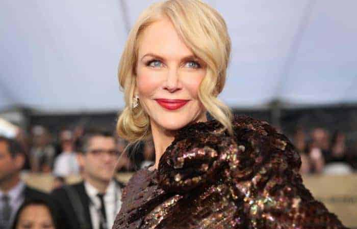Nicole Kidman pasea por las calles de Hong Kong sin hacer cuarentena