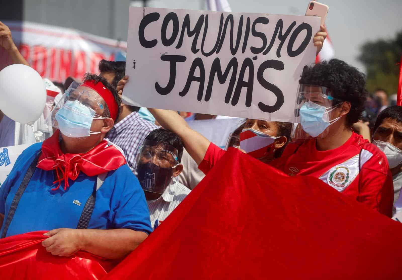 Perú marchas