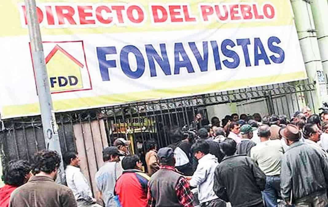 PCM trabaja en la devolución del dinero del Fonavi