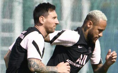 Pochettino pone fecha al debut de Messi