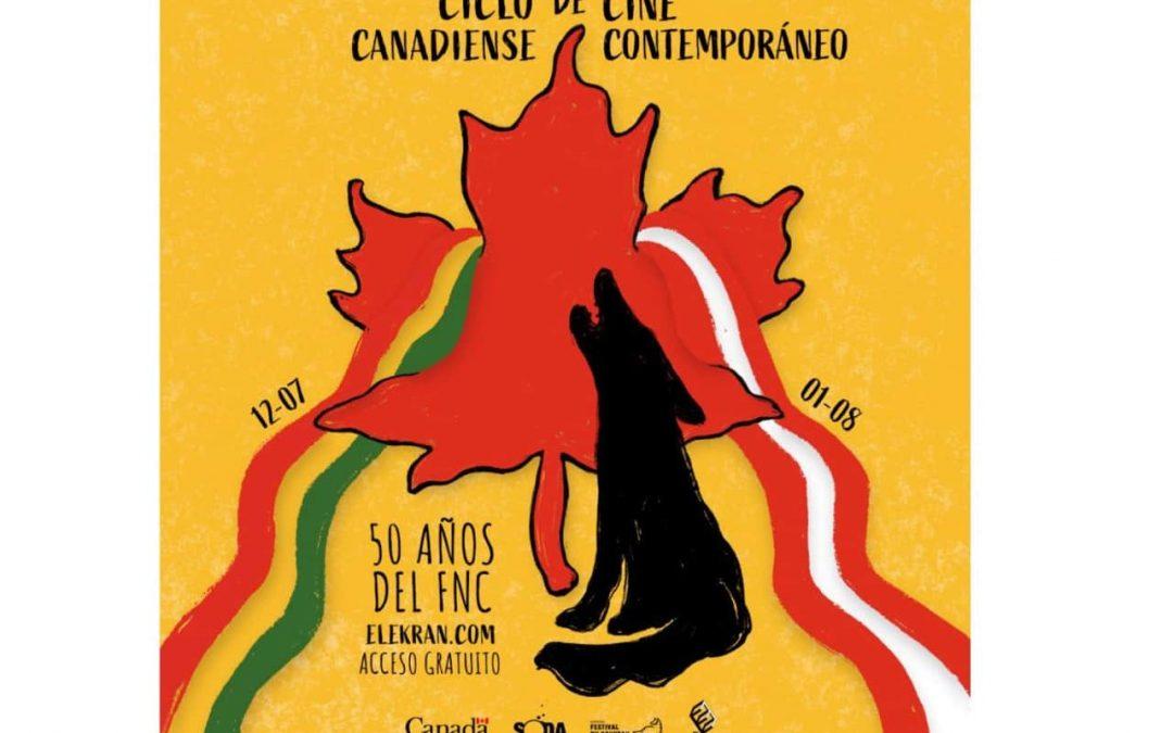 Ciclo de cine canadiense contemporáneo en Perú