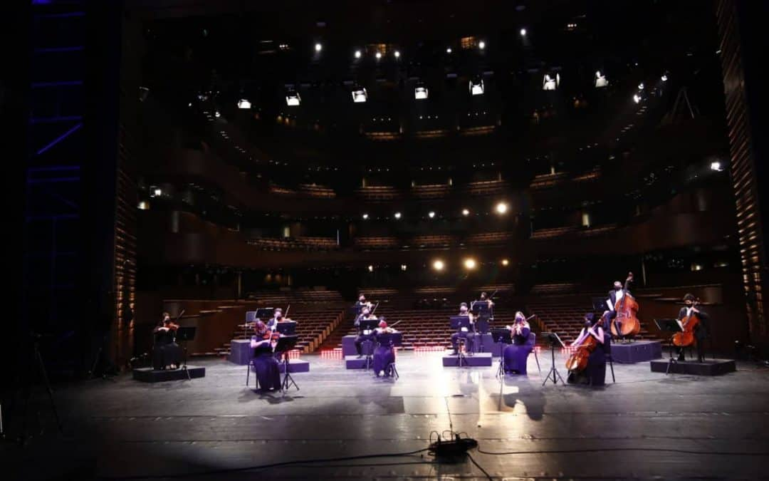 Sinfónica Nacional vuelve al Gran Teatro Nacional