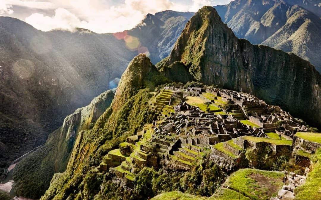 Machu Picchu, es más antiguo de lo que se creía