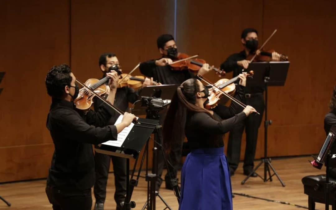 Se agotaron entradas para concierto de la Sinfónica Nacional Juvenil