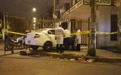 Sicario asesina a conductor tras Intensa persecución