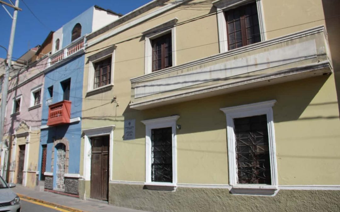 Casa donde nació Mariano Melgar será convertida en museo