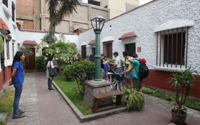 Visitas gratuitas a Casa -Museo del novel Mario Vargas Llosa