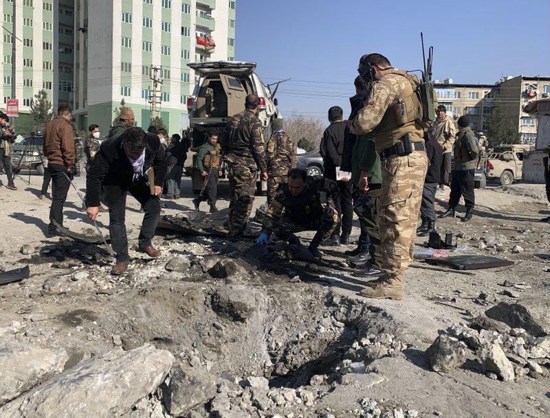 Varios soldados de EE.UU. murieron por el ataque en Kabul, según Pentágono