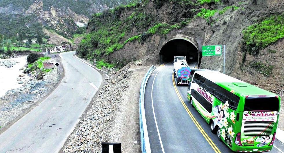 Nueva Carretera Central costará S/ 11,841 millones