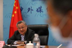 Fu Cong, Ministro de Asuntos Exteriores chino