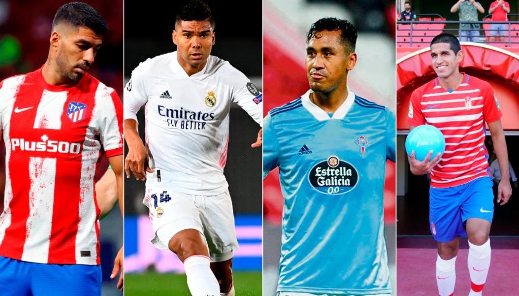 La Liga de España no cederá jugadores paras las Eliminatorias