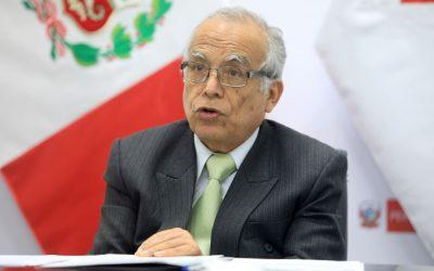 Torres: Presidente estaría contemplando cambios ministeriales