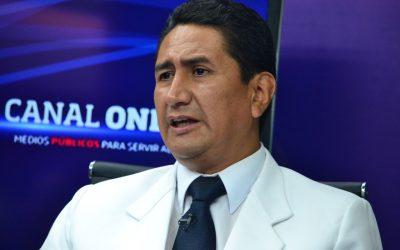 Agente asignado a gobernador de Junín sería resguardo de Cerrón