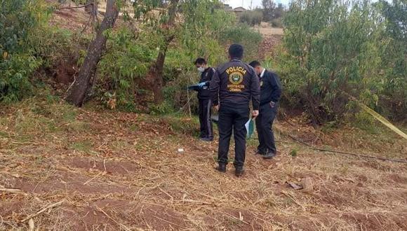 Huancavelica: Sujeto es detenido por violación y asesinato