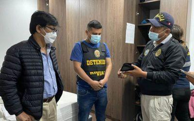Detienen a banda involucrada en el robo de cobro de bonos en Trujillo