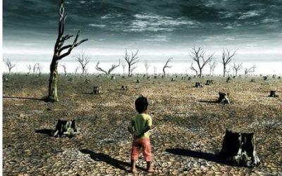 El cambio climático supone una gran amenaza para la humanidad