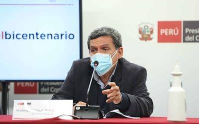 Cevallos: Está demostrado que Sinopharm es eficaz