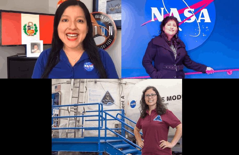Compatriotas de la NASA se manifiestan por Bicentenario
