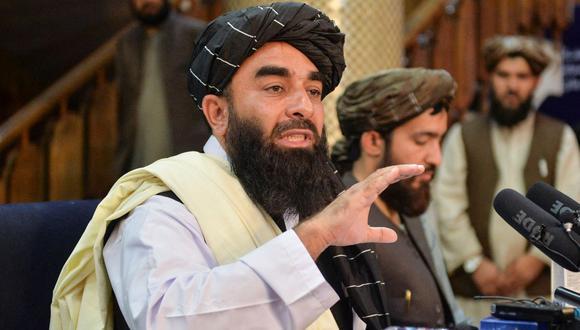 Talibanes piden apoyo para reconstruir la economía del país