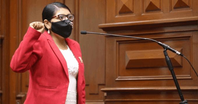 Congresista de Perú Libre sostiene que Venezuela no es una dictadura