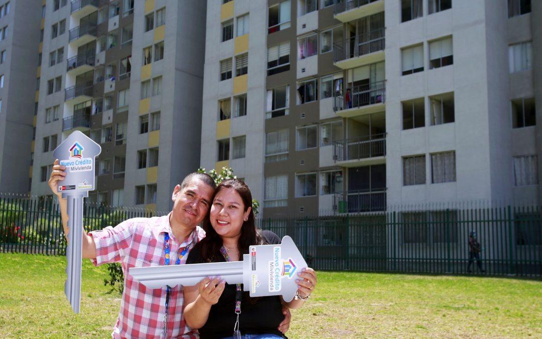 Gaobierno anunció la construcción de 300,000 viviendas