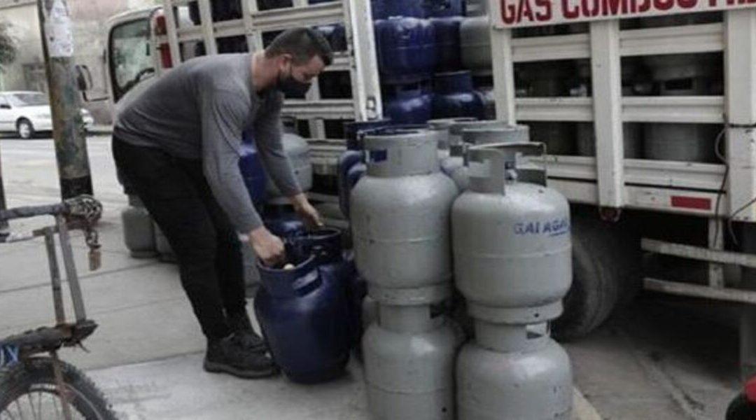 Balón de gas bajó 10 soles en algunos distritos