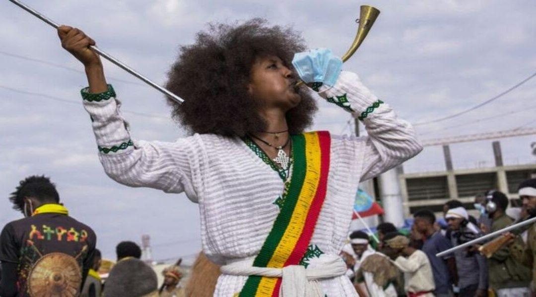 ¿Sabías que Etiopía vive en el año 2014?