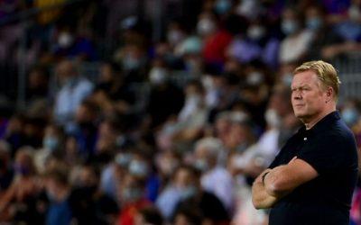 """Koeman: """"Estoy de acuerdo con Piqué"""""""