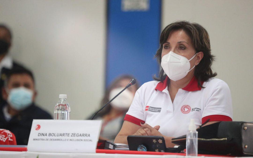 Boluarte pidió salida de premier Guido Bellido