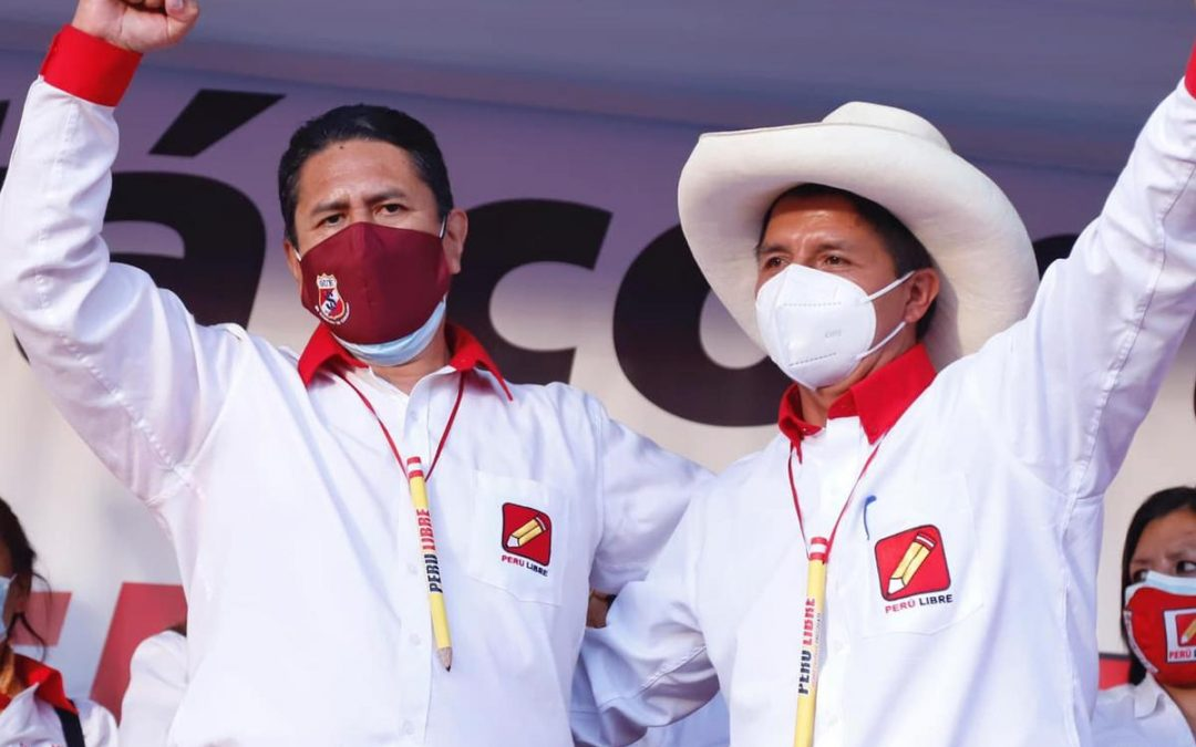 Presidente Castillo a punto de romper con Perú Libre