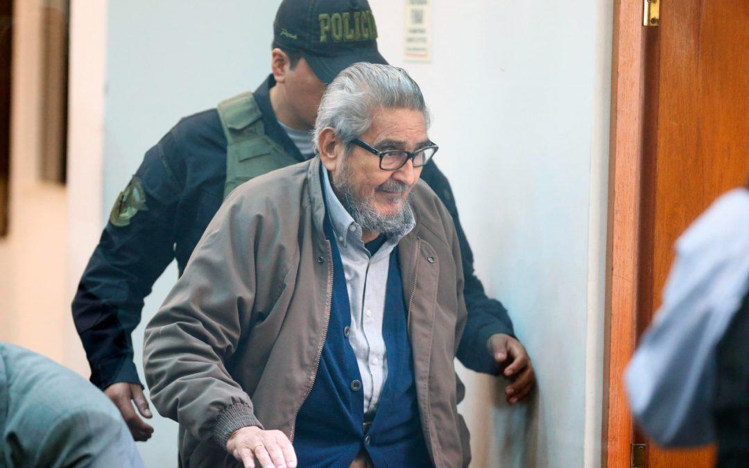 Cerrón critica promulgación de norma para incinerar a Guzmán