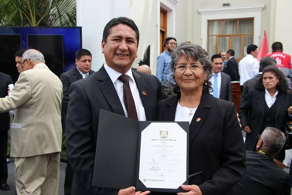 Madre de Cerrón ha comprado bienes e inmuebles por más de US$197 mil