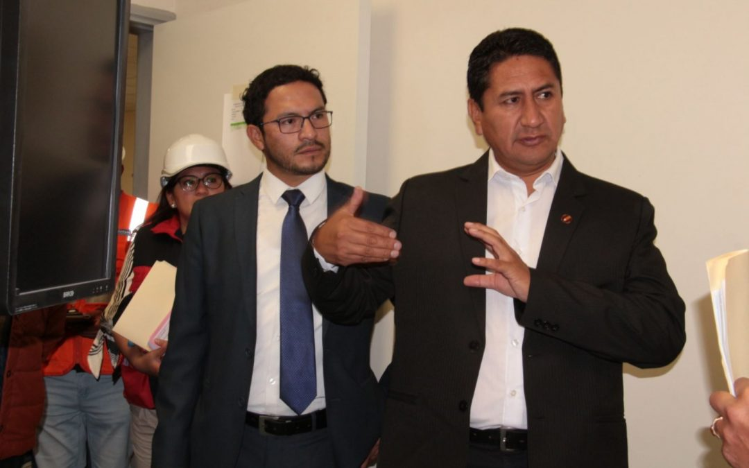 Familia de policía que resguardaba a Cerrón obtuvo contratos de S/25 mil