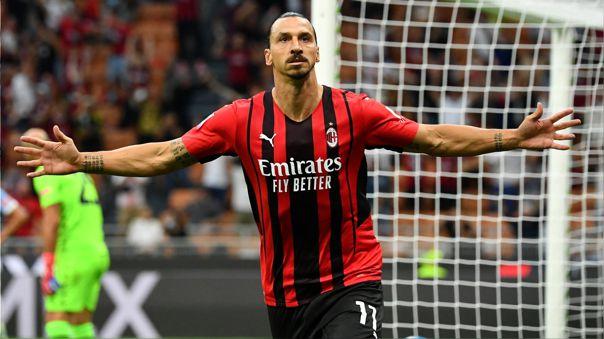"""Ibrahimovic: """"Estoy deseando jugar la Champions en San Siro"""""""