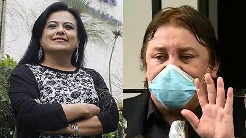 Fiscalía acusa penalmente a Miriam Morales y Richard Cisneros