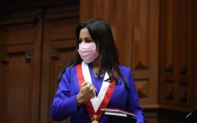 Patricia Chirinos denuncia agresión por parte de Bellido