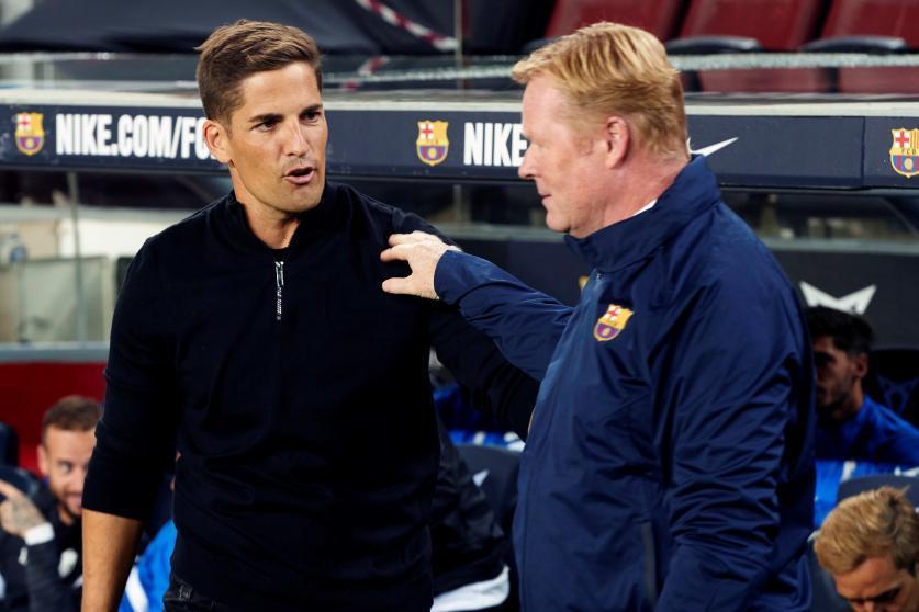 """Robert Moreno: """"El día que me llame el Barça vengo de rodillas"""""""