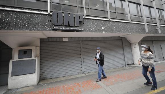ONP: Lanzará en octubre la normativa para dar pensiones proporcionales