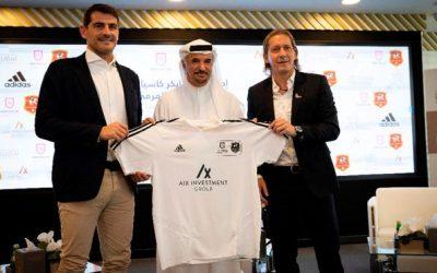 """Casillas, sobre Ramos: """"Siempre que un amigo se va cuesta verle en otro club"""""""