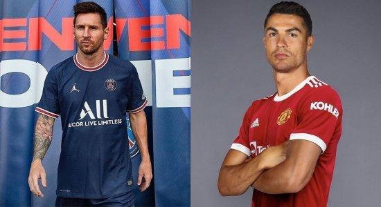 Cristiano, 4 goles en 3 partidos y Messi, sigue adaptándose