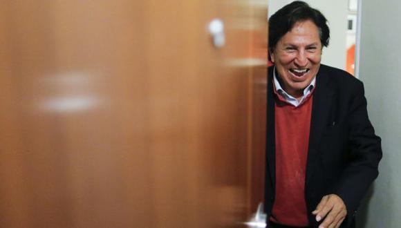 Se espera la decisión del juez respecto al pedido de extradición de Alejandro Toledo