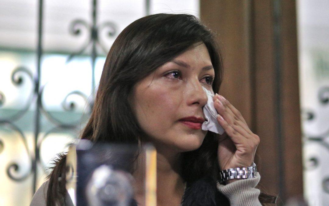 Poder Judicial reduce la pena de Adriano Pozo agresor de Arlette Contreras