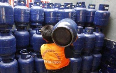 Precio del balón de gas llegó hasta los 100 soles en Cusco