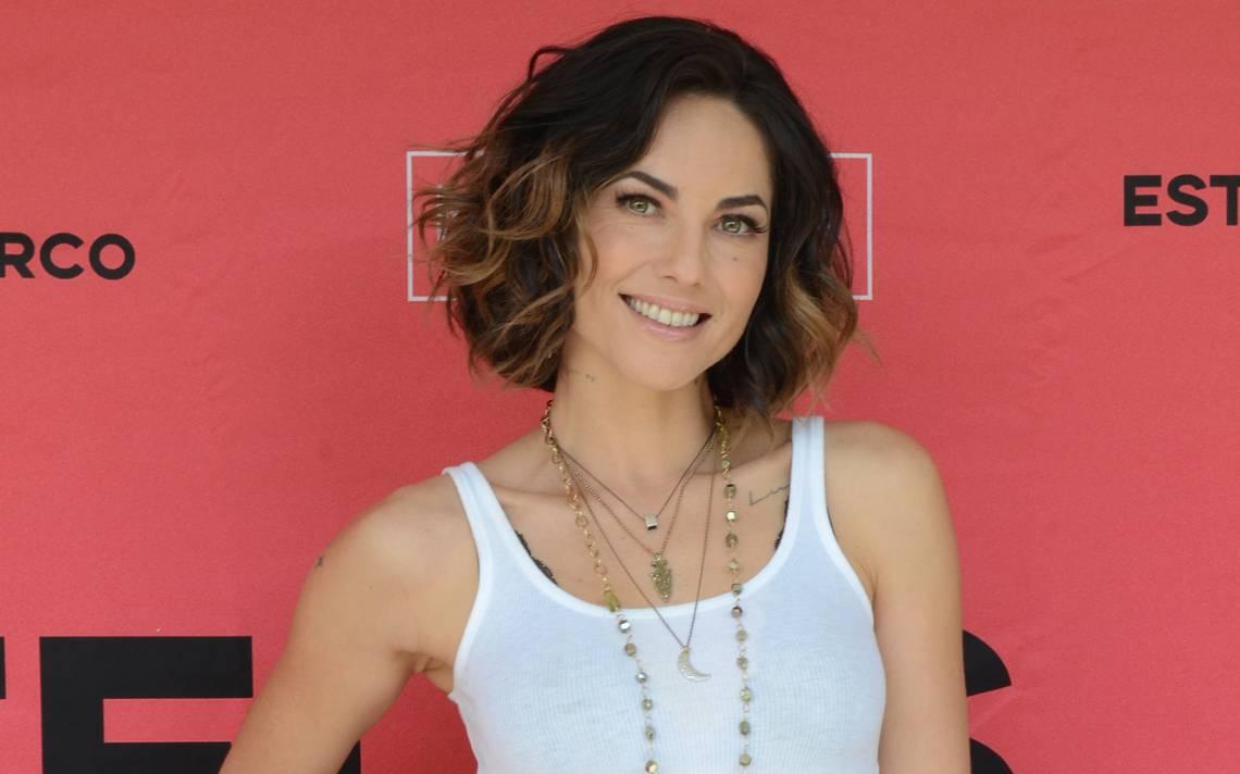 Bárbara Mori incursiona como directora y guionista con el cortometraje 'Más fuerte que el miedo'
