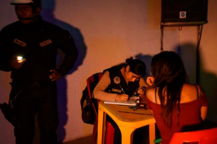 Violencia en Ayacucho