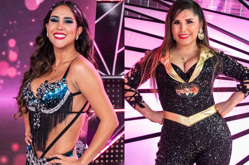Reinas del Show: Lady Guillén es eliminada de la pista de baile