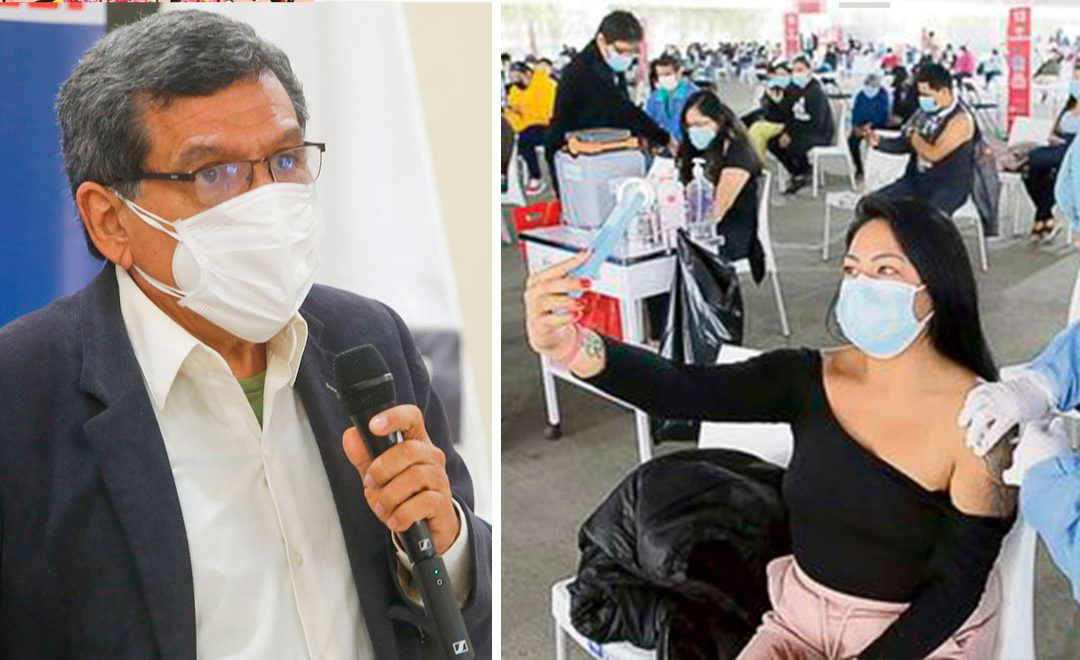 Minsa: Mayores de 25 años podrán vacunarse desde el lunes 13 de septiembre