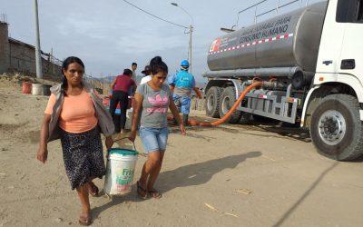 OTASS: Garantiza agua potable gratis para familias vulnerables hasta fin de año